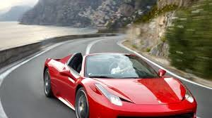 458 spider roof less roof more drive of the 458 spider the