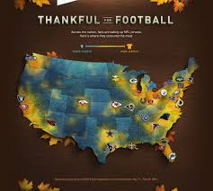 thanksgiving report map shows best selling markets for nfl jerseys