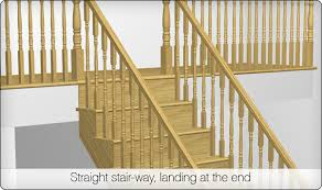 What Is A Banister Alexandria Moulding Stair Parts Configurator