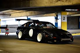 nissan 300zx rocket bunny mad about cars