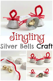 jingling silver bells christmas craft