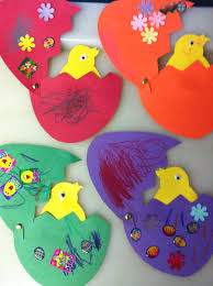 easter crafts for kids of all ages cute cards mamas and papas