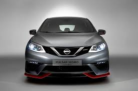 Nissan Almera Nismo Interior Paris Show Nissan Fronts Up With Nismo Pulsar Goauto