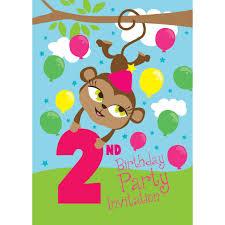 Jungle Theme Invitation Card Jungle Party Invitations Party Delights