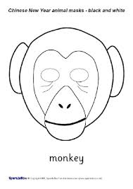 eyfs u0026 ks1 printable animal roleplay masks sparklebox