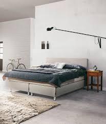 boxspringbett esposa jensen signature j2 continental bed in beige textiles jensen