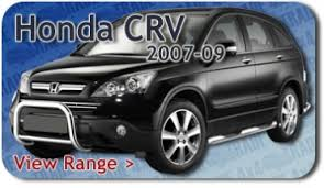 honda crv accessories 2007 honda front 4x4 styling accessories chrome grills bull bars a bars