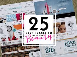 the 25 best places to buy makeup stylecaster
