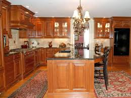Kitchen Ideas With Cherry Cabinets by One Wall Kitchen Ideas And Options Hgtv