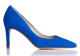 wedding shoes blue seriously stunning blue wedding shoes hitched co uk
