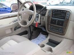 Ford Explorer Interior - 2004 ford explorer eddie bauer 4x4 interior photo 62604692