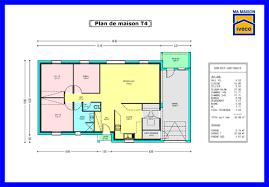 plan maison 3 chambres plain pied garage plan maison plain pied t4