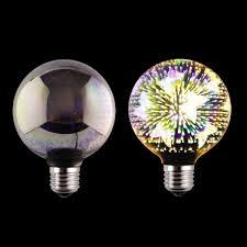 g95 butterfly 3d led decorative bulb china vintage led filament
