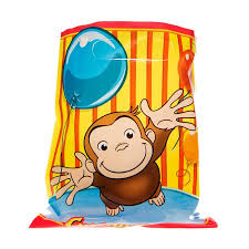 curious george goodie bags 8ct walmart