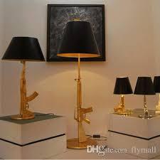 Flos Table Lamp Modern Art Flos Guns Ak47 Table Lamp Creative Starck Design