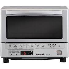 panasonic flashxpress white toaster oven nb g110pw the home depot