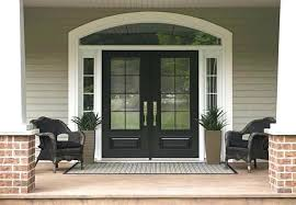 Exterior Steel Entry Doors With Glass Steel Front Door With Glass Popular Black Glass Front Door With