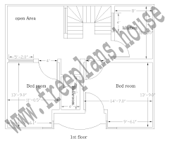 30 square meters in feet 30 23 feet 64 square meter house plan