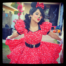 Cute Minnie Mouse Halloween Costume 190 Cosplay Disney Mickey U0026 Friends Images