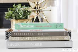 Coffee Table Photo Books How To Style A Coffee Table Meadow Lake Road
