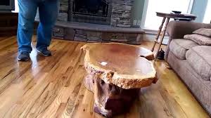 burl coffee table for sale living estate sale preview hydesville part 6 burl table royal