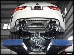 Bmw I8 Exhaust - bmw f85 x5m f86 x6m frequency intelligent valvetronic exhaust