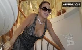 Mariah Carey Strips Nude    Mariah Carey Nude Tits
