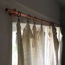 Double Curtain Rod For Bay Window Decor Decorative Marburn Curtains With Target Curtain Rods And