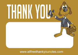 all free thank you notes and thank you cards