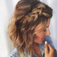 hairstyles only photo gallery of cute hairstyles for short hair for homecoming