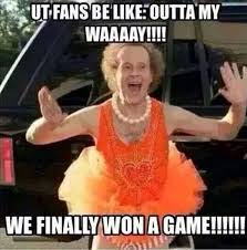 Richard Simmons Memes - best tennessee football memes from the 2015 season