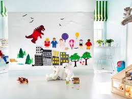 7 Clever Design Ideas For 45 Small Space Kids U0027 Playroom Design Ideas Hgtv