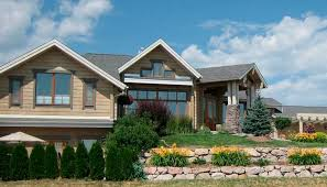 Two Story Log Homes by Prefab House Traditional Energy Efficient Two Story