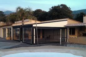 modern retractable pergola home retractable roof pergolas give a