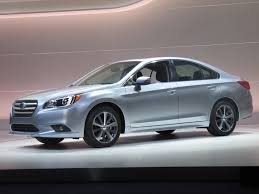legacy subaru 2014 redesigned 2015 subaru legacy bows at chicago auto show live photos