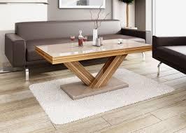 Wohnzimmertisch Und Esstisch In Einem Esstisch Küchentisch Eiche Trüffel Ausziehbar Neu Tische Und