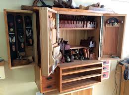 Free Woodworking Plans Tool Cabinets by 337 Best Workshop Tool Cabinet Ideas Images On Pinterest Tool
