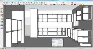 tutorial sketchup modeling kitchen rendering with sketchup 3dsmax vray and photoshop