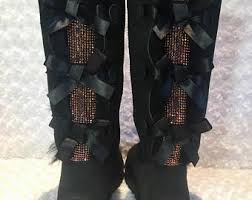 ugg boots sale northern rhinestone uggs etsy