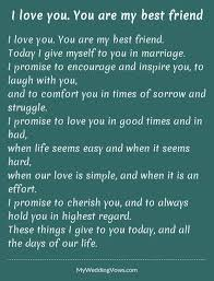 wedding quotes for best friend wedding quotes i you you are my best friend today i give