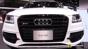 audi sq5 2015 2015 audi sq5 exterior and interior walkaround 2015 chicago