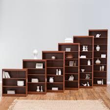 cherry corner bookcase bookshelf klipsch cherry bookshelf cherry bookshelf with doors