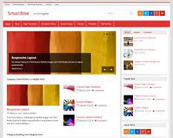 colors of orange smartline pro u2013 themezee