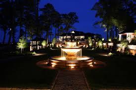 Preferred Properties Landscaping  Masonry Outdoor Lighting - Backyard lighting design