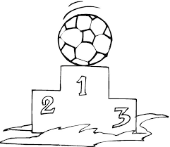 printable soccer coloring pages coloring