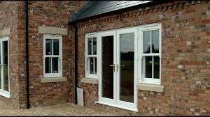 Wickes Patio Doors Upvc by French Doors With Side Windows At Home Designs Youtube