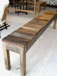 rustic benches from reclaimed pallets rustic bench pallets and