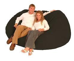 Lovesac Vs Amazon Com Comfort Research 7 Feet Long Xxl Fuf Chair Black Micro