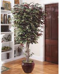 handcrafted 7 deluxe artificial capensia silk tree at petals