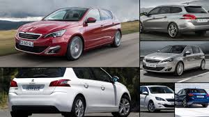 Peugeot 308 All Years And Modifications With Reviews Msrp